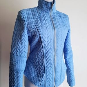 KENNETH COLE REACTION Quilted Moto Jacket 4